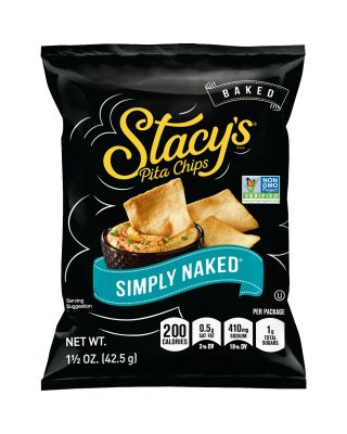 Simply Naked Pita Chips 24/ 1.5 oz