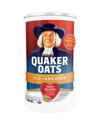 Quaker Oatmeal Oat Cereal 12/42 oz