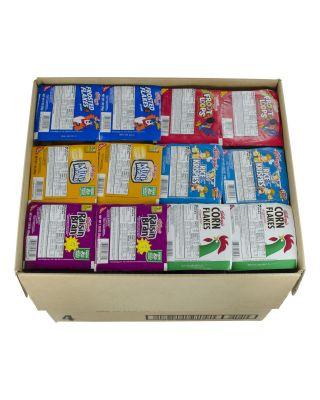Single Serve Bowls - Assorted Flavors 96/.896 oz Kelloggs