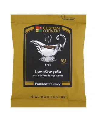 Brown Gravy Mix 8/12 oz