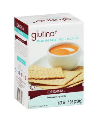 Table Crackers Gluten Free 12/7 oz