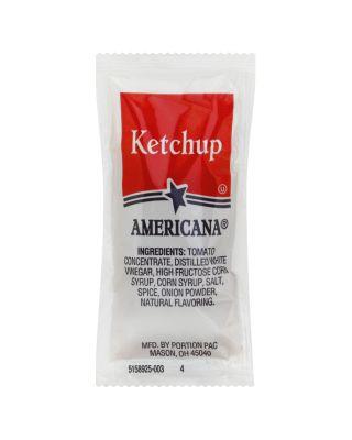 Ketchup Portion Packs 500ct