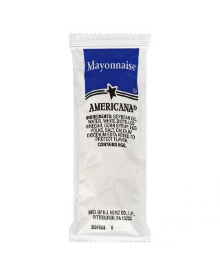Mayonnaise Portion Packs 200ct