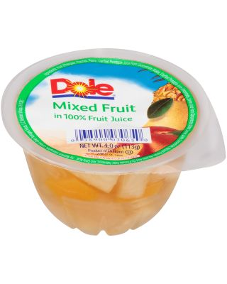Dole Mixed Fruit Cup 36/4 oz