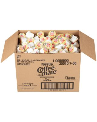 Coffee Creamers Liquid Coffee Mate Pcase 360ct