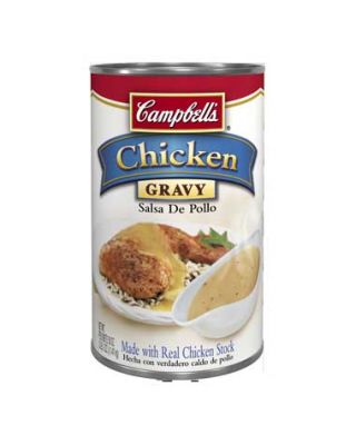 Chicken Gravy Ready-To-Serve 12/50oz Campbell's