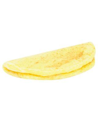 """Egg Omelette Cheddar 6""""/3.5 oz 72ct (Frozen)"""