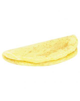 """Egg Omelette Plain 5.5""""/3 oz 84 ct (Frozen)"""
