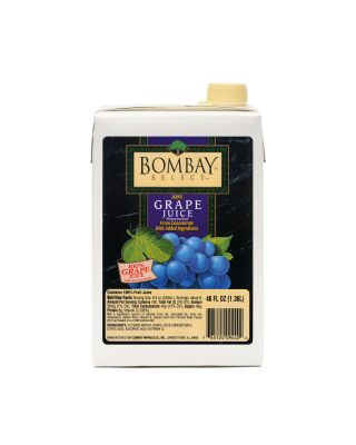 Juice -Grape Rtu 12/46 oz Aseptic Pack