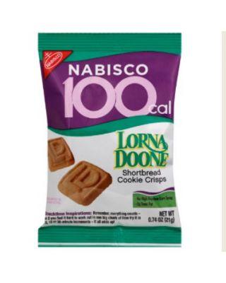 100 Calorie Lorna Doone 72/.74 oz