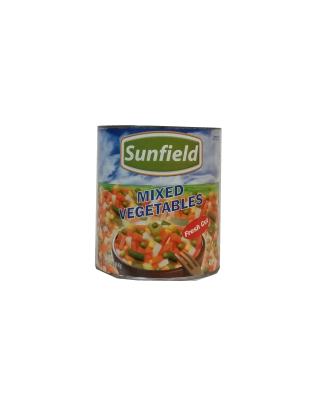 Mixed Vegetables, Frozen, 12/2.5  pounds
