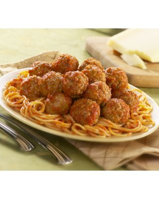 Meatballs Beef And Chicken 1/2 oz 10 pounds