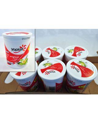 Vanilla Yogurt Lo Fat Yoplait 6/32oz