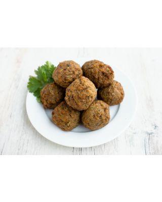 Vegetarian Meatballs G.F. Dr. Praeger's 1oz 10lb
