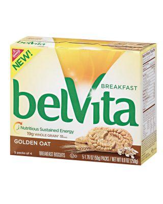 Belvita  Breakfast Bar Golden Oat 64ct