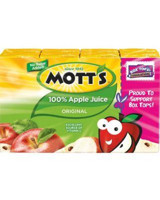 Apple Juice Motts® Juice Box 32/6.75 oz
