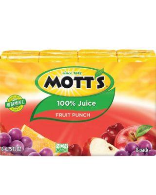 Fruit Punch Motts® Juice Box 32/6.75 oz