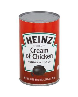 Cream Of Chicken Soup 12/50.75 oz Cans Heinz
