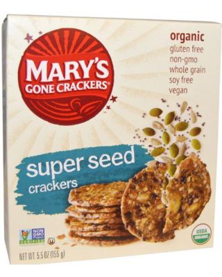 Super Seed Organic Gluten Free 12/5.5 oz