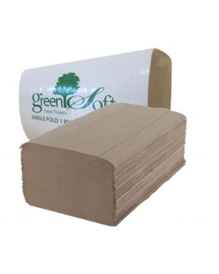 SinGallonefold Dispenser Towel Natural 4000ct