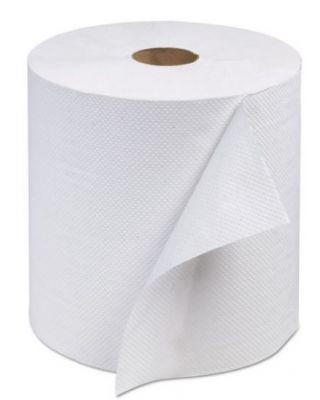 "Torkmatic Roll Towel 1-Ply Natural 7.9""X700' Rolls #290088"