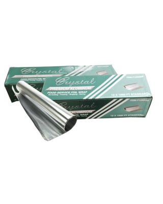 "12"" Roll Aluminum Foil Standard Wt. 1000'"