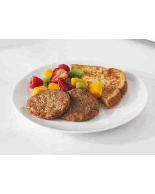 Turkey Sausage Patties Precooked 1.4 oz / 10 pounds