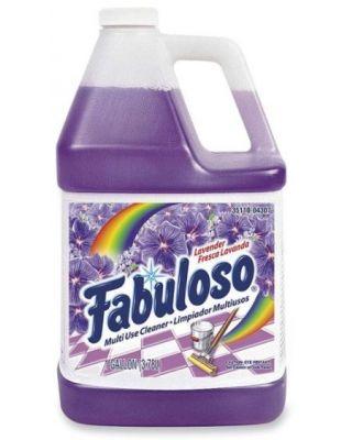 Fabuloso® Lavender Multi-Use Cleaner 4/1 Gallon