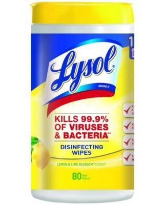 Lysol ® Citrus All Purpose Wipes 6/80ct