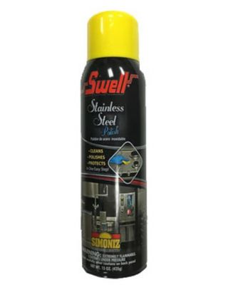 "Stainless Steel Cleaner ""Swell"" 20 oz/12 Aerosol"