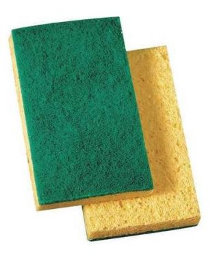 Soft Scour Sponge 20ct
