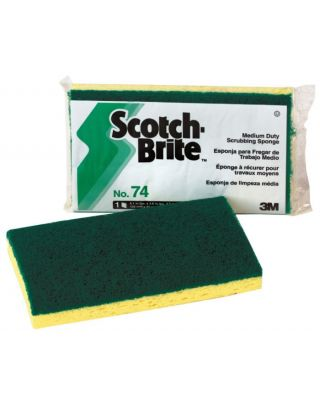 Scotchbrite Green Scour Pad 6 X 9 60ct
