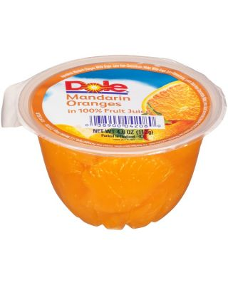 MANDARIN ORANGES FRUIT BOWL IN JUICE 36/4OZ