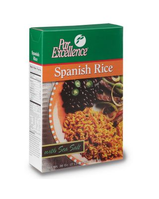 Spanish Rice Parboiled 6/36oz