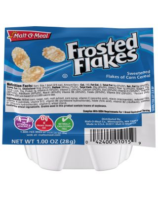 Single Serve Bowls - Frosted Flakes 96/1 oz