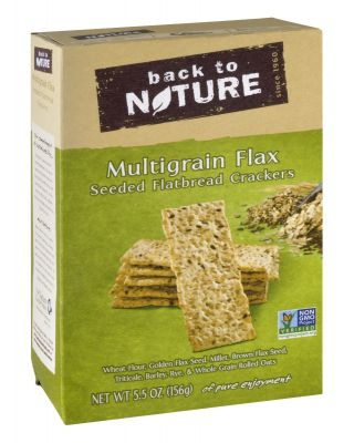 Multigrain Flaxseed Faltbread Back To Nature®