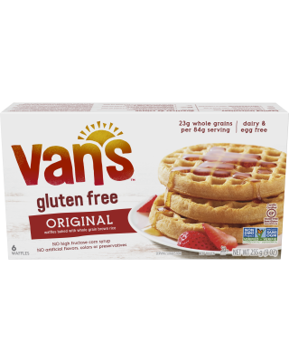 Waffle - Gluten And Wheat Free Van's Foods® 72ct