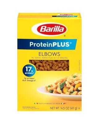 Pasta Plus: Elbow Macaroni 12/14.5oz Barilla®