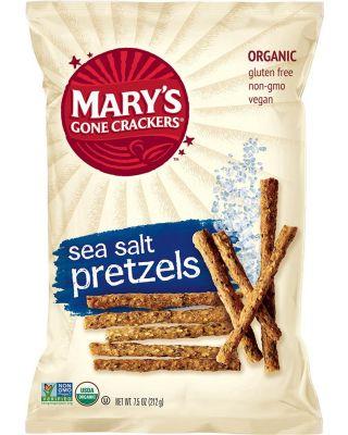 Sea Salt Pretzels 12/6.5 oz